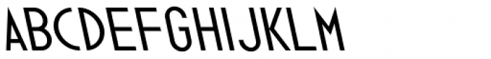 Ano Wide Back Italic Font LOWERCASE