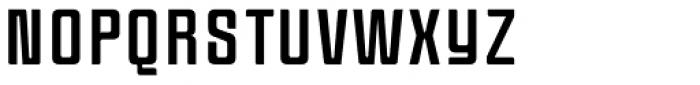 Anorak Condensed Regular Font UPPERCASE