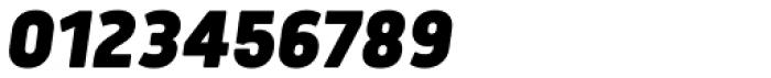 Anteb Alt Extra Black Italic Font OTHER CHARS