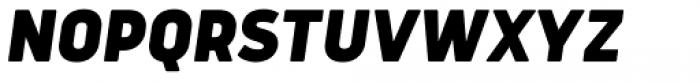 Anteb Alt Extra Black Italic Font UPPERCASE