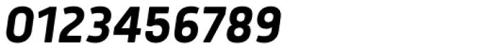 Anteb Bold Italic Font OTHER CHARS