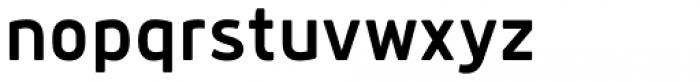Anteb Medium Font LOWERCASE