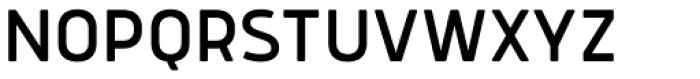 Anteb Regular Font UPPERCASE