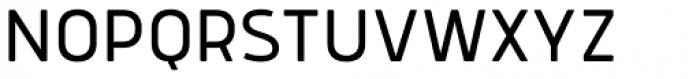 Anteb Semi Light Font UPPERCASE
