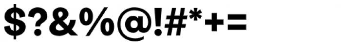 Antebas Black Font OTHER CHARS
