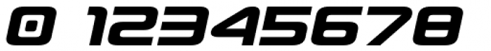 Antediluvian Italic Font OTHER CHARS