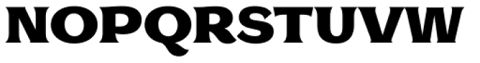 Antey Black Font UPPERCASE