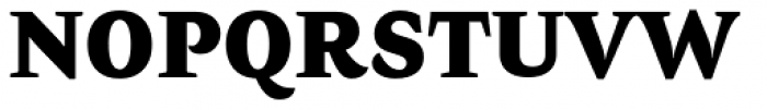 AntiQuasi Black Caps Font UPPERCASE