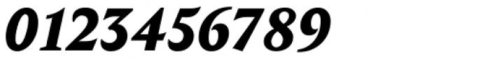 AntiQuasi Black Italic Font OTHER CHARS