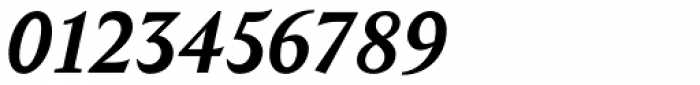 AntiQuasi Bold Italic Font OTHER CHARS
