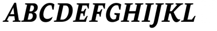 AntiQuasi Bold Italic Font UPPERCASE