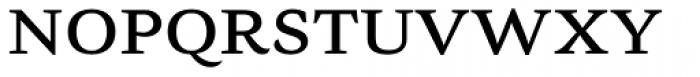 AntiQuasi Caps Font LOWERCASE