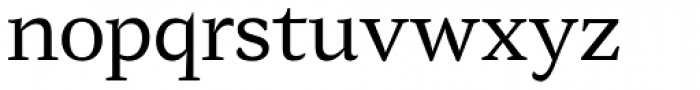 AntiQuasi Font LOWERCASE