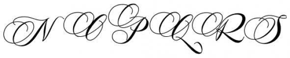 Antika Regular Font UPPERCASE