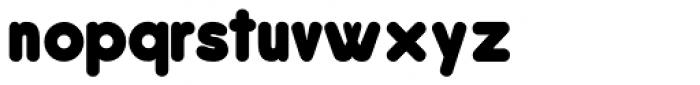 Antipasto ExtraBold Font LOWERCASE