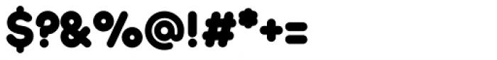 Antipasto Pro ExtraBold Font OTHER CHARS