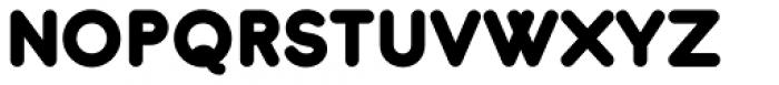 Antipasto Pro ExtraBold Font UPPERCASE