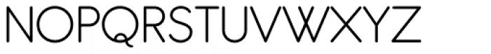Antipasto Pro Light Font UPPERCASE