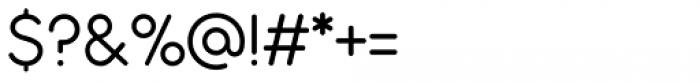 Antipasto Pro Regular Font OTHER CHARS