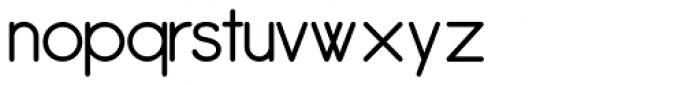 Antipasto Font LOWERCASE