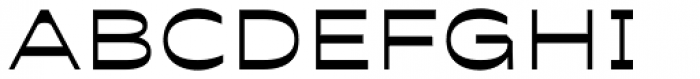Antipol Extended Regular Font UPPERCASE