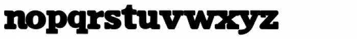 Antiqua Shaded Font LOWERCASE