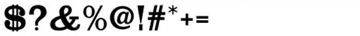 Antique Light Font OTHER CHARS