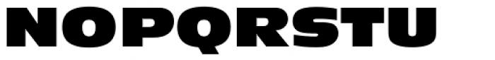 Antique Olive Nord D Regular Font UPPERCASE