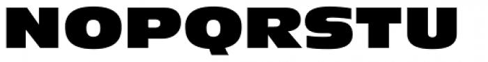 Antique Olive Nord Font UPPERCASE