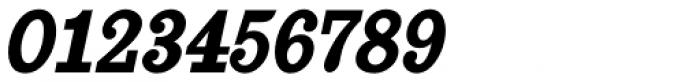 Antique Slabserif Oblique JNL Font OTHER CHARS