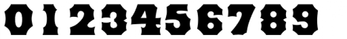 Antique Tuscan ExtraBold Font OTHER CHARS