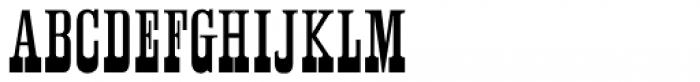 Antique Unique JNL Font UPPERCASE