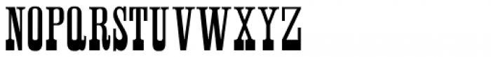Antique Unique JNL Font LOWERCASE
