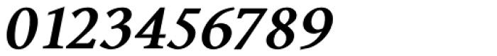 Antium Black Italic Font OTHER CHARS