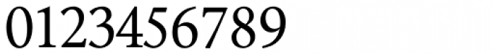 Antium SemiCondensed Regular Font OTHER CHARS