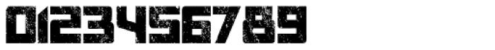 Antler Condensed North Letterpress Font OTHER CHARS