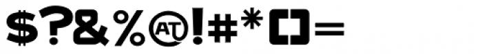 Antler North Regular Font OTHER CHARS