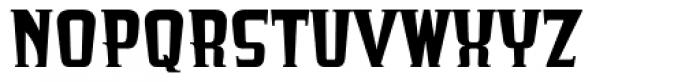 Antman Font UPPERCASE