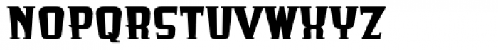 Antman Font LOWERCASE