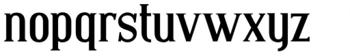 Antonio Regular Font LOWERCASE