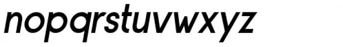 Antown Italic Font LOWERCASE