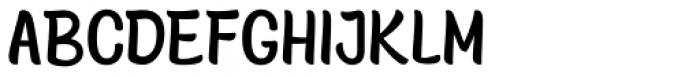 Anyelir Script Light Font UPPERCASE
