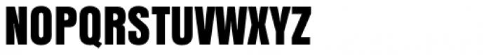 Anzeigen Grotesk Std Regular Font UPPERCASE