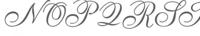 Anatomia Font UPPERCASE