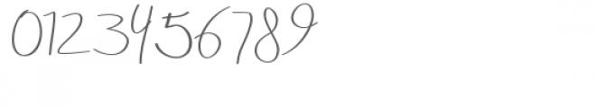 Aneisha Font OTHER CHARS
