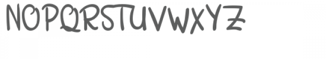 Angry Monsta Font UPPERCASE