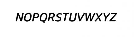 Anomoly Complete Medium Italic Font UPPERCASE
