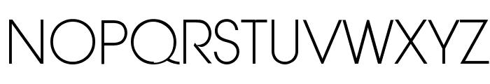Aovel Neo Font UPPERCASE
