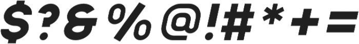 Apice Light Italic otf (300) Font OTHER CHARS