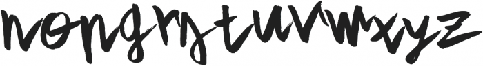 Aple Time ttf (400) Font LOWERCASE